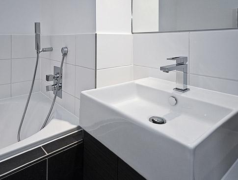 installation baignoire Paris 19