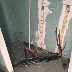 Travaux plomberie